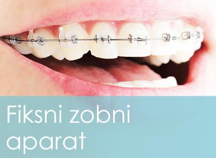 Fiksni zobni aparat