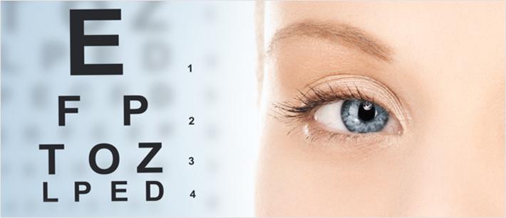 Pregled oči
