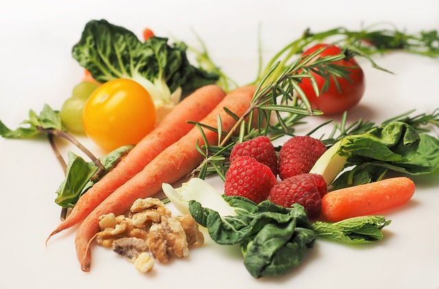 Zdrava prehrana pomaga (vir: Pixabay)
