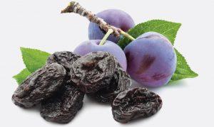 12.SLIVE (1/3 skodelice – 87 kalorij, 0g maščob) vsebujejo vlaknine, ki so dobre pri prebavi.