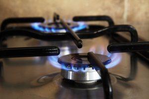 Zemeljski plin vsebuje škodljive primesi