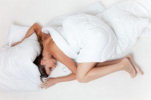 Premalo spanja ni priporočljivo